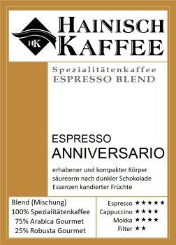 Espresso Anniversario (250g)