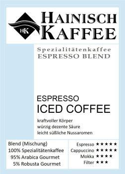 Iced Coffee Espresso Kaffee (250g)