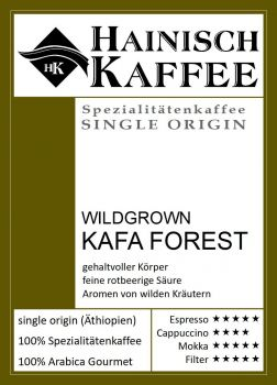 Kafa - Wildgrown Kaffee (250g)