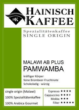 Malawi AB Plus Pamwamba Kaffee (250g)