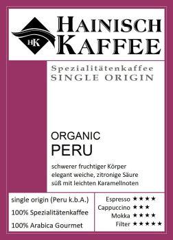 Organic Peru (250g)