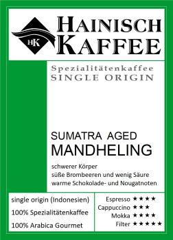 Indonesia Aged Mandheling (250g)
