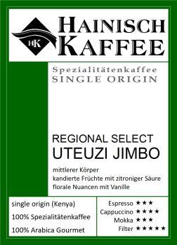 Kenya AA Uteuzi Jimbo (250g)
