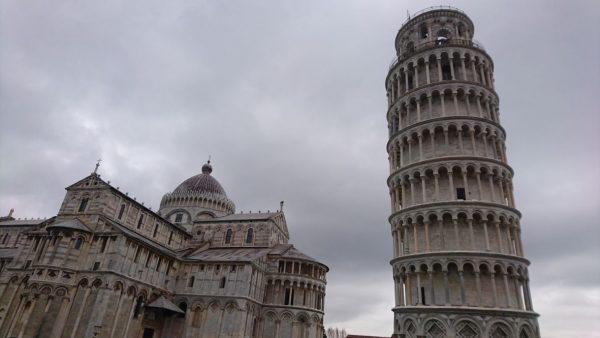 Dom und Campanile von Pisa
