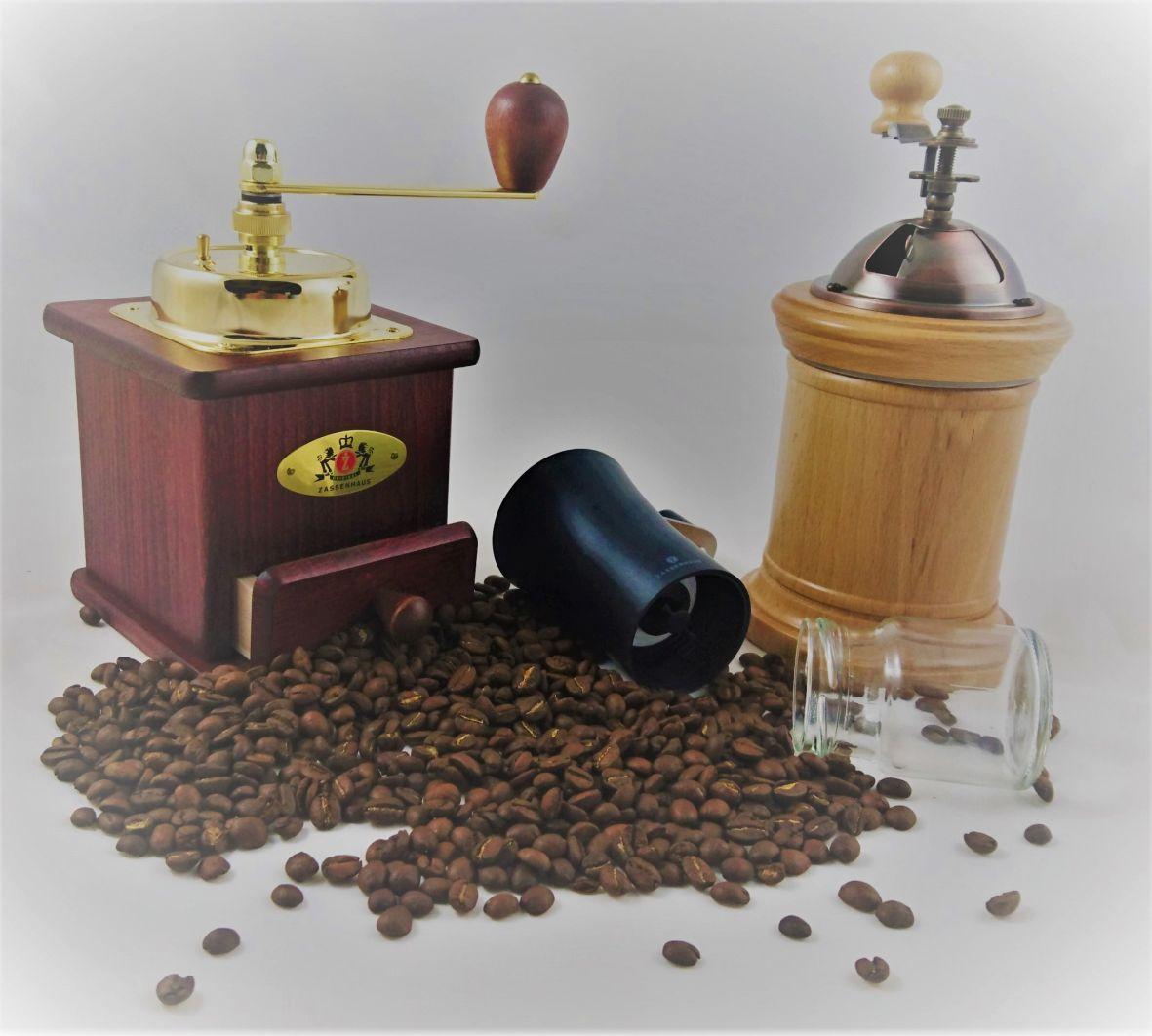 Zassemnhaus Kaffeemühlen