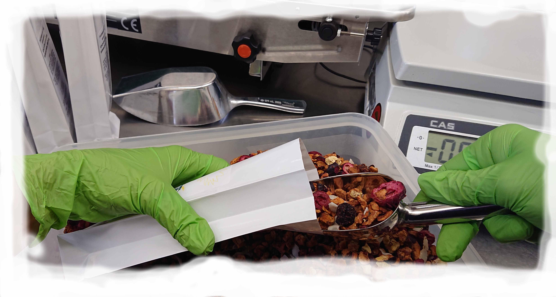 Abfüll- und Verpackungsservice / Lohnabfüllung