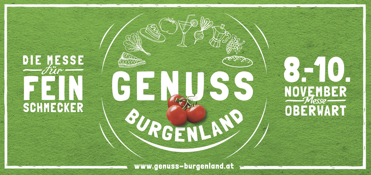 Genuss Burgenland Logo