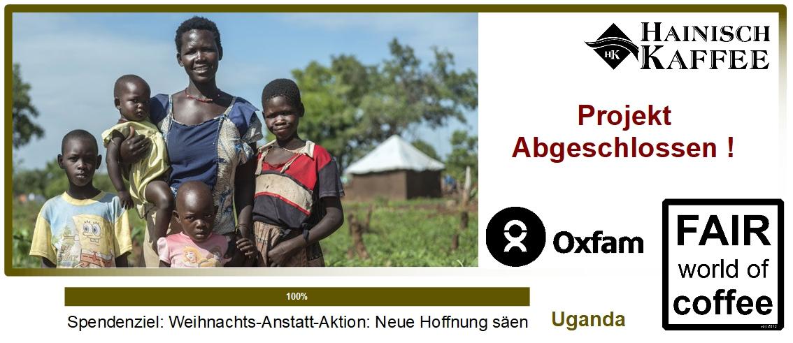 Projektgrafik Hoffnung Uganda