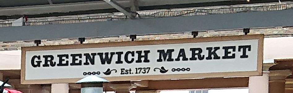Greenwich Market Tafel
