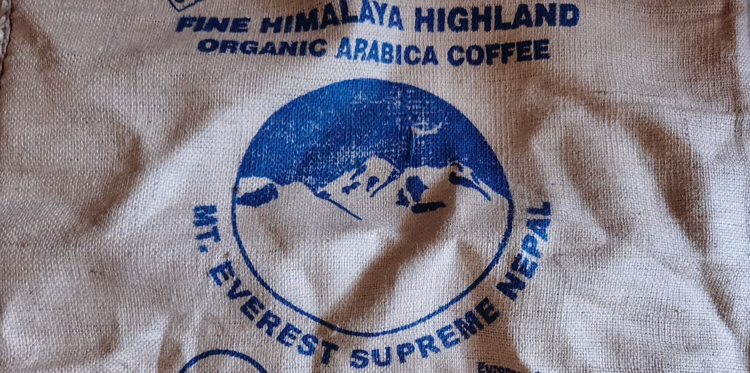Kaffeesack Nepal Mt. Everest Supreme