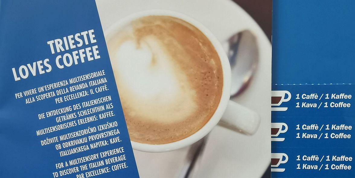 Triest - Kaffeepass